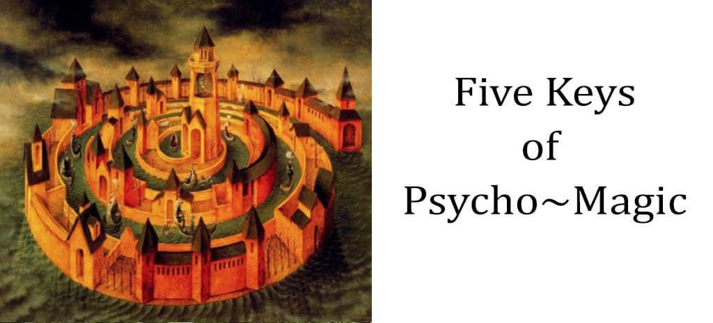 Psycho Magic.